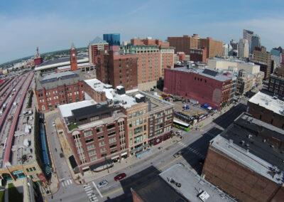 Indianapolis Real Estate Aerial Photo