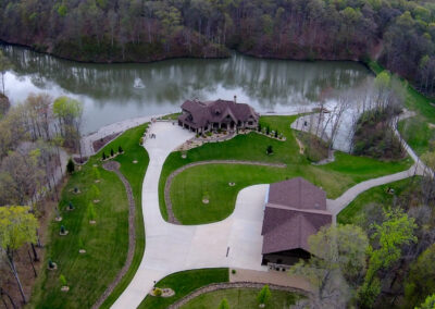 Indianapolis Real Estate Aerial Photography