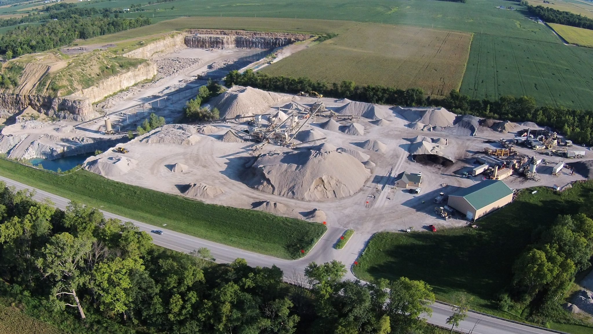 Indiana aerial mapping